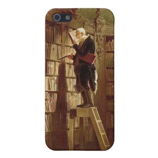El ratón de biblioteca iPhone 5 funda