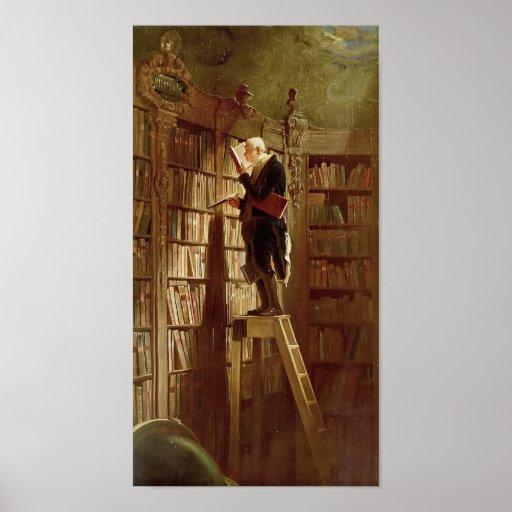 El ratón de biblioteca posters