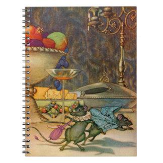 El ratón de la ciudad y el ratón del país libros de apuntes