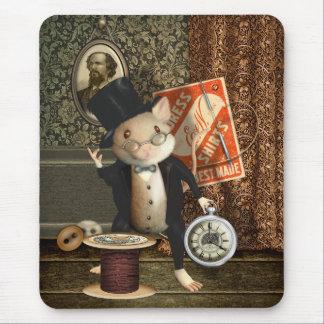 El ratón del sastre del Victorian Alfombrilla De Ratón