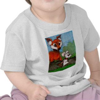 El ratón que viaja camisetas