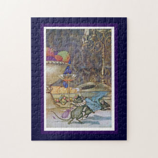 El ratón y el país Mouse, 1919 de la ciudad Puzzles Con Fotos