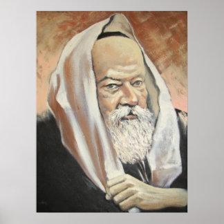 El Rebbe Póster