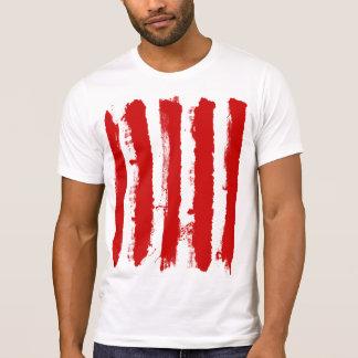 El rebelde raya la camisa