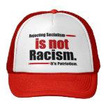 El rechazo de socialismo no es racismo… gorras