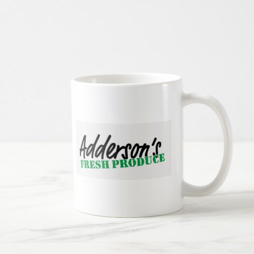 El recién hecho de Adderson Taza De Café