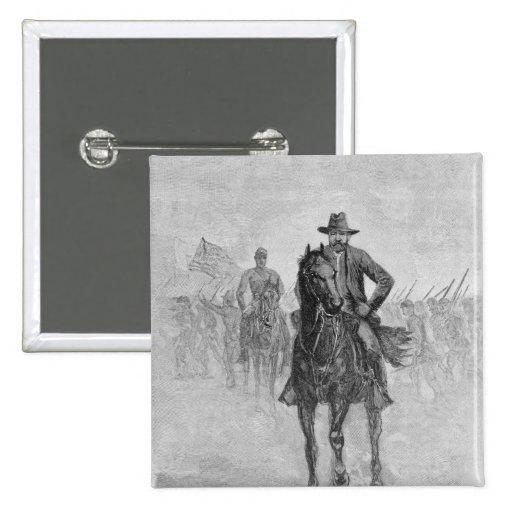 El reconocer de general Grant Pin