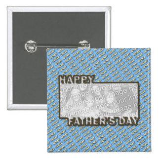 El recorte del día de padres AÑADE a SU padre del  Pin