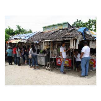 El recuerdo atasca en Sulangan Postal