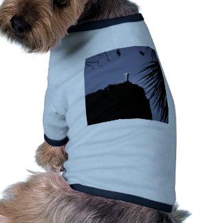 El redentor camiseta de perrito