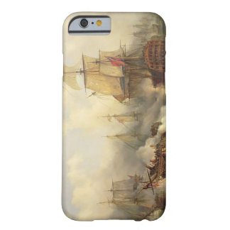 El Redoutable en Trafalgar, el 21 de octubre de Funda De iPhone 6 Barely There