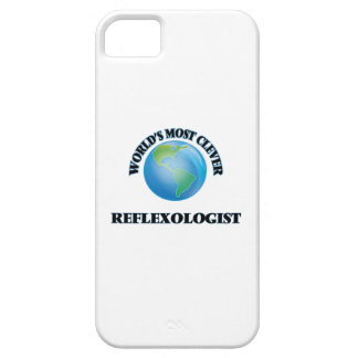 El Reflexologist más listo del mundo iPhone 5 Case-Mate Cárcasa