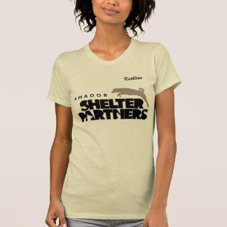 El REFUGIO Partners nombre del personalizado de la Camisetas