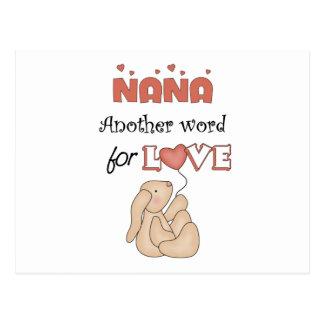 El regalo de los niños de Nana Postales