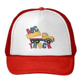 El regalo de los niños gorro de camionero