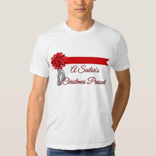 El regalo de Navidad del marinero Polera