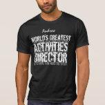 El regalo más grande 04 del DIRECTOR mundo de las Camisetas