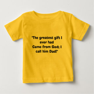 """""""El regalo más grande que tenía nunca vino de Camisas"""
