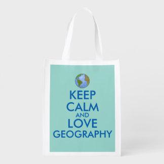 El regalo para el profesor del amante de la bolsas reutilizables