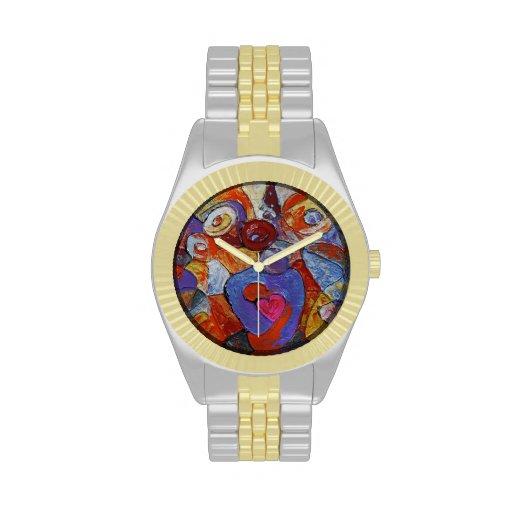 El regalo relojes de pulsera