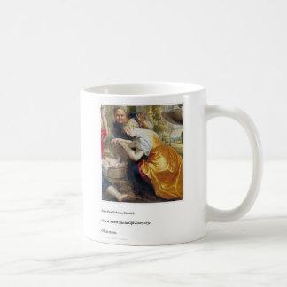 El regalo secreto peor de Santa nunca Tazas De Café