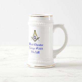 El regalo Stein del amo adorable Taza De Café