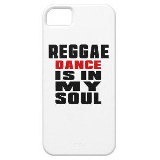 El REGGAE está en mi alma iPhone 5 Fundas