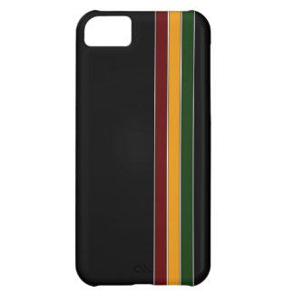 El reggae raya la caja del iPhone 5 Funda Para iPhone 5C