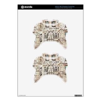 El regulador inalámbrico de XBOX 360 pela arte de  Mando Xbox 360 Skin