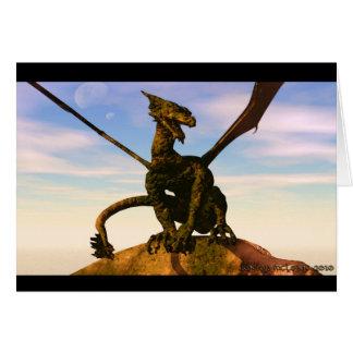 El reinado del dragón tarjetón
