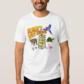 El reino salvaje de Raúl Playera