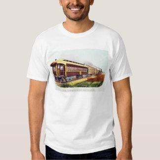 El relámpago expreso camisas