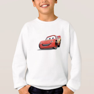 El relámpago McQueen Disney de los coches Camisas