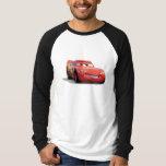 El relámpago McQueen Disney de los coches Playeras