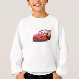 El relámpago McQueen Disney de los coches Sudadera