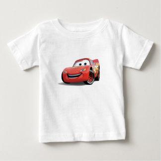El relámpago McQueen Disney de los coches T-shirts