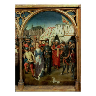 El relicario de Santa Ursula 1489 Impresiones