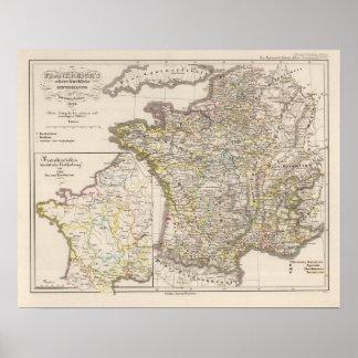 El religioso más viejo de Francia Poster