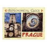 El reloj astronómico de Praga, República Checa