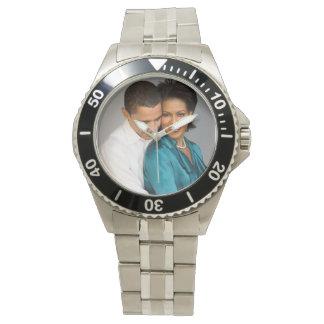 El reloj clásico de los pares