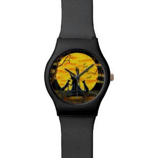 El reloj de Halloween, paciencia, Halloween acerca