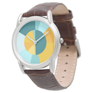 El reloj de la sincronización perfecta con el