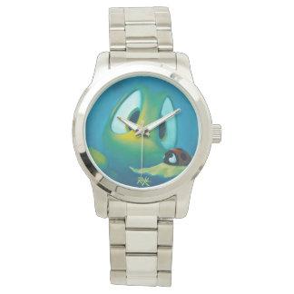 El reloj de las mujeres de Rob Kaz, pequeña señora