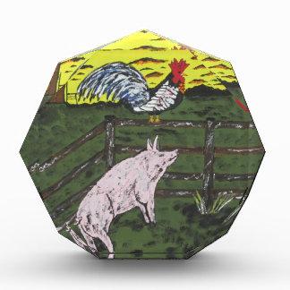 El reloj de los granjeros