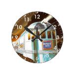 El reloj de pared pionero del Zephyr 1934