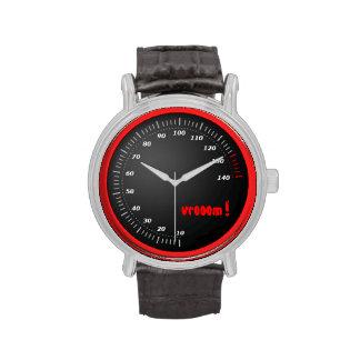El reloj del corredor
