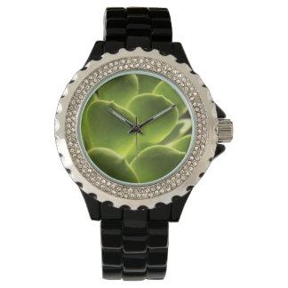 ¡El reloj del diamante artificial de la aleación