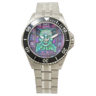 El reloj del hombre verde