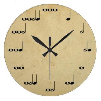 El reloj del músico