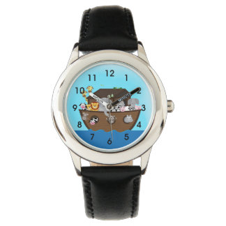 El reloj del niño de la arca de Noah